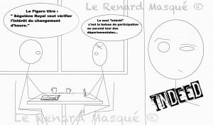 #PhrasesIncensées changementDheure ségolène royal