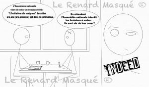 #PhrasesInsensées#ProAnna-FontaineSoda