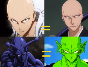 One-Punch-Man-ressemblances