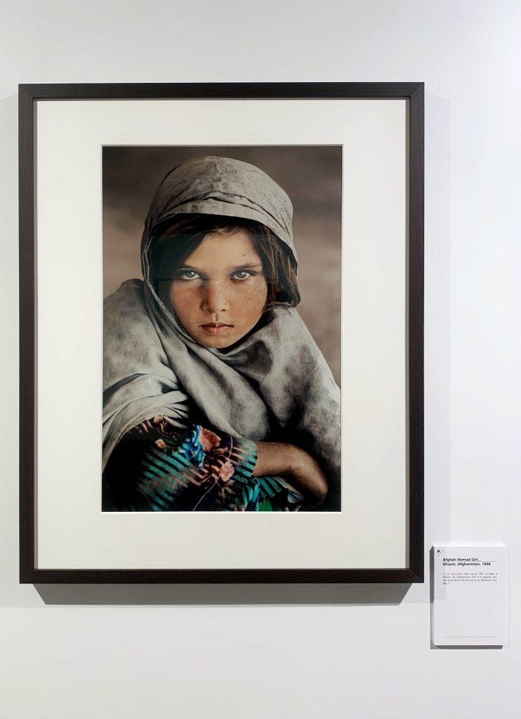 Afghan Nomad Girl Ghazni Afghanistan 1990